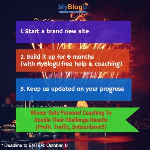 MyBlogU Challenge