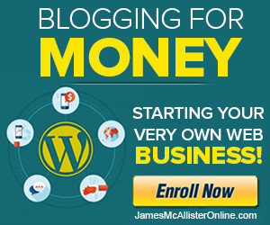 Blogging For Money